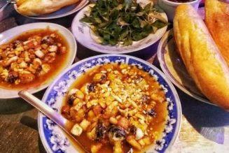 """1001 kiểu bánh mì chấm """"ngon hết sẩy"""" ở Hà Nội"""