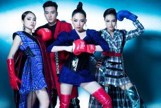 Team Tóc TiênThe Voice 2018.