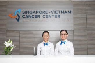 Bệnh nhân Ung Bướu có thể được điều trị theo tiêu chuẩn Singapore ngay tại Việt Nam