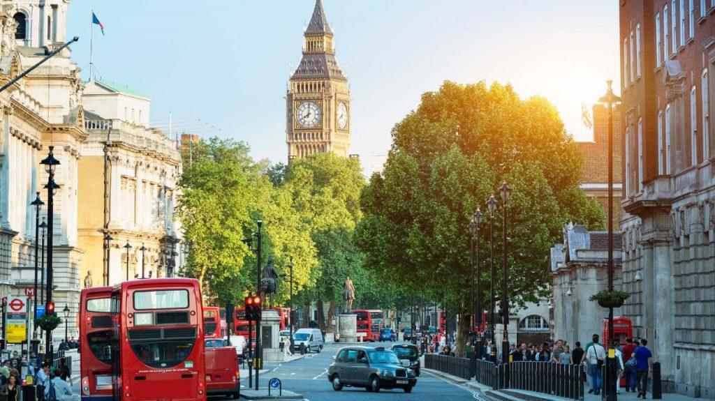 Thủ đô London