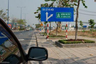 Tại sao thành phố Hồ Chí Minh lại có Xa lộ Hà Nội?