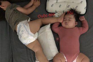 1001 kiểu ngủ say của cậu nhóc Hàn Quốc đốn tim cư dân mạng