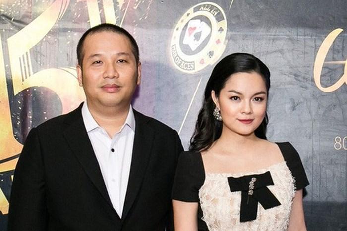 Phạm Quỳnh Anh và Quang Huy