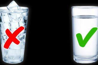 nước nóng và nước lạnh