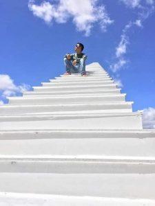nấc thang lên thiên đường
