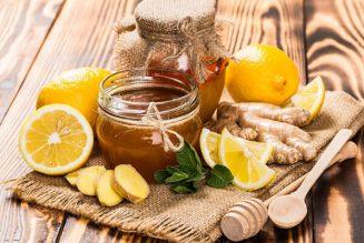 Công dụng tuyệt vời từ sự kết hợp giữa chanh và mật ong