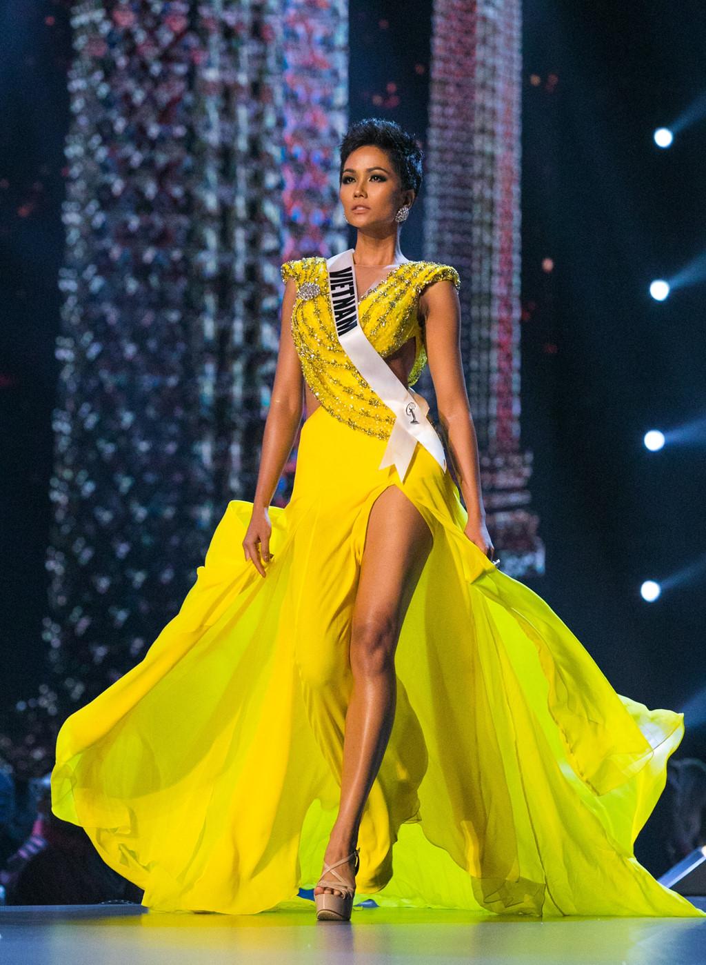 Hoa hậu H'hen Niê