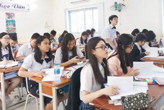 Học sinh trường THPT