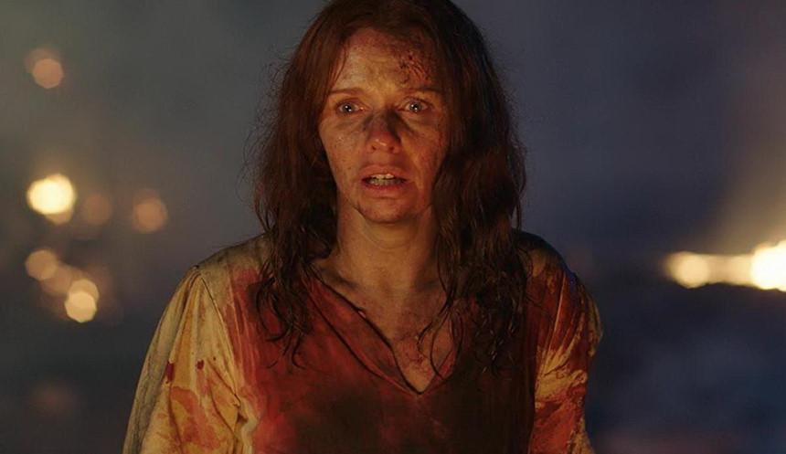 Diễn xuất của Hani Furstenberg là điểm cộng lớn cho phim