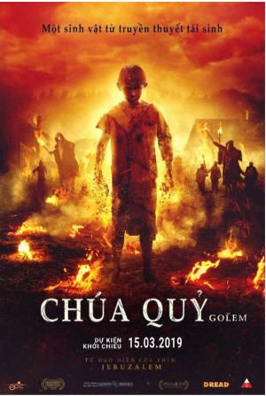 Chúa quỷ là tác phẩm kinh dị của điện ảnh Israel