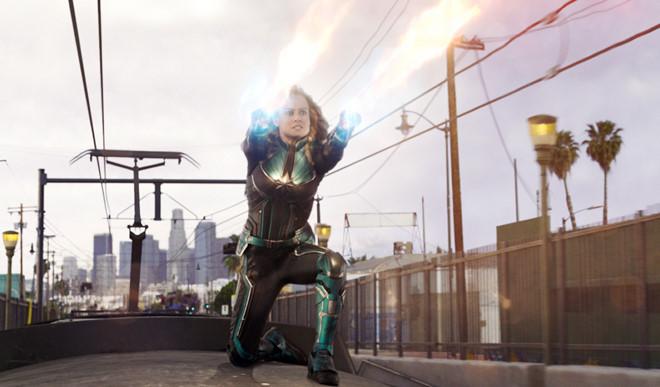 Nhân vật nữ siêu an hùng của Marvel