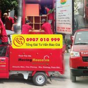 Đảm bảo an toàn đồ đạc với hình thức vận chuyển bằng taxi tải