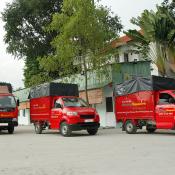 Đơn vị cho thuê taxi tải uy tín